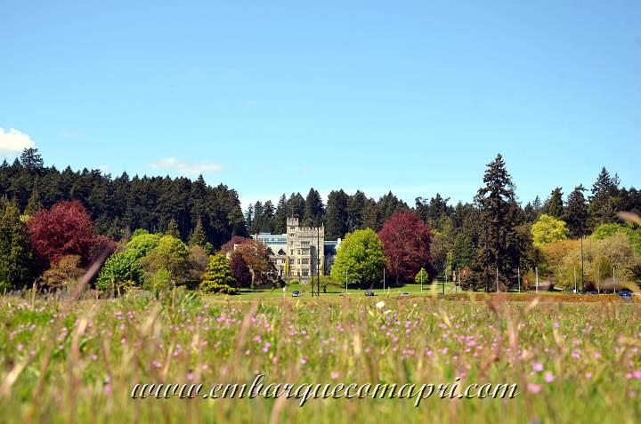 Hatle Castle, Victoria, BC, Canadá