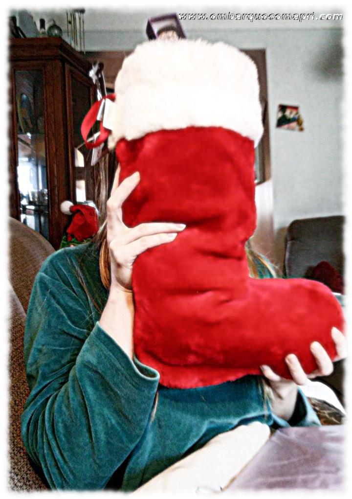 Pri with stockings