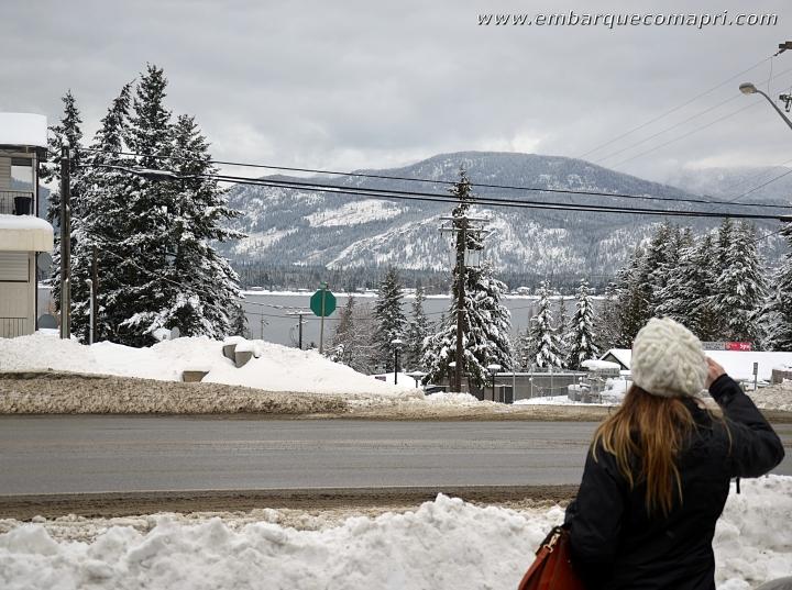 Viagem de carro pelo Canadá