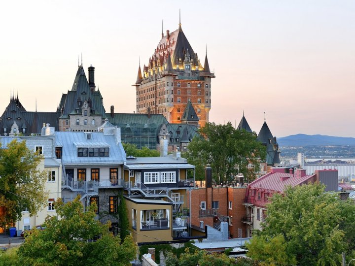 4 Quebec City