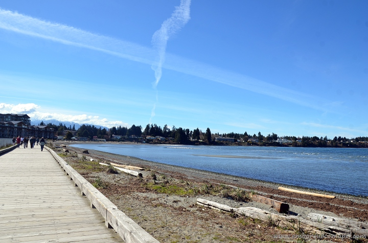 Parksville Community Beach